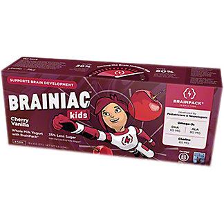 Brainiac Yogurt Tubes Cherry Vanilla, 8 ct