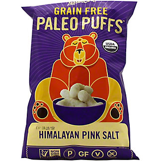 Lesser Evil Paleo Puffs Himalayan Pink Salt, 5 oz