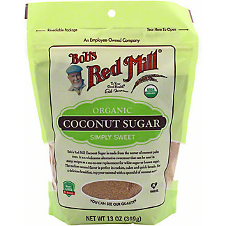 Bobs Red Mill Coconut Sugar, 13 oz