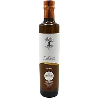 Mis Raices Extra Virgin Olive Oil Roots, 16.9 oz
