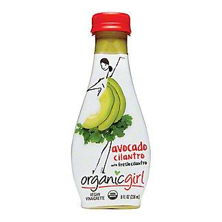 OrganicGirl Avocado Cilantro Salad Salad Dressing, 8 oz