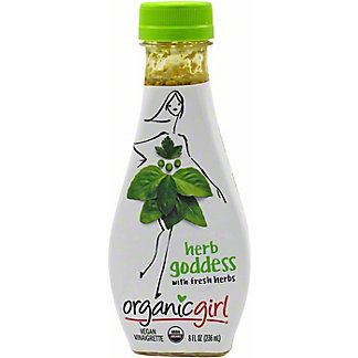 OrganicGirl Herb Goddess Salad Dressing, 8 oz