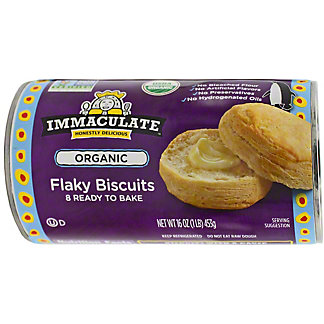 Immaculate Baking Company Flaky Biscuit, 16 OZ