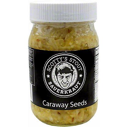 Scotty's Sauerkraut Caraway Seed, 16 OZ
