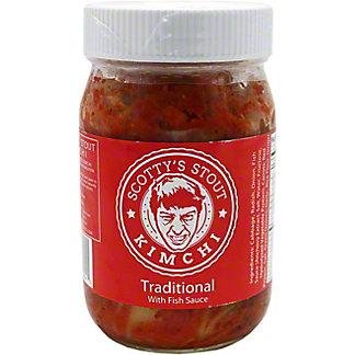 Scotty's Kimchi Traditional, 16 oz