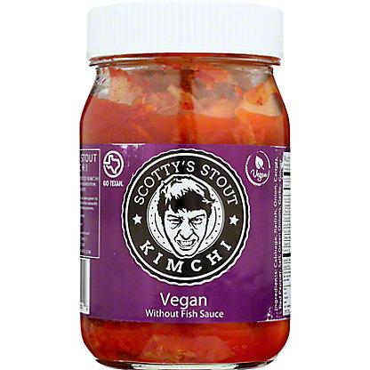 Scotty's Kimchi Vegetarian, 16 OZ