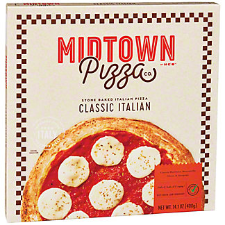 Midtown Pizza Co. by H-E-B Select Ingredients Classic Italian Pizza, 14.1 oz
