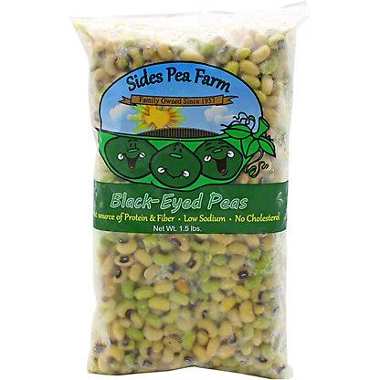 Sides Pea Farm Black-eyed Peas, 1.5 LB