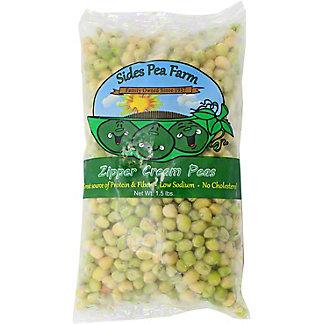 Sides Pea Farm Zipper Cream Peas, 1.5 lb