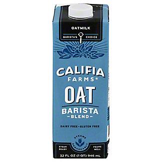 Califia Farms Oat Barista Blend, 32 oz