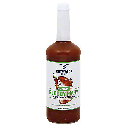 Cutwater Spirits Mild Bloody Mary, 32 oz