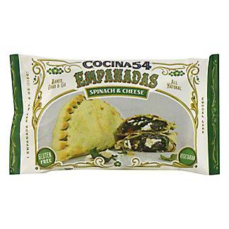 Cocina 54 Spinach & Cheese Empanada, 4 oz
