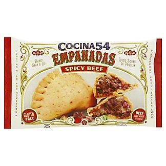 Cocina 54 Spicy Beef Empanada, 4 oz