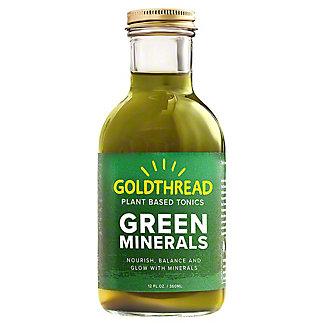 Goldthread Tonic Green Mineral, 12 oz