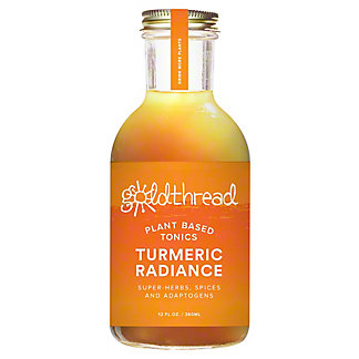 Goldthread Tonic Turmeric Radiance, 12 oz