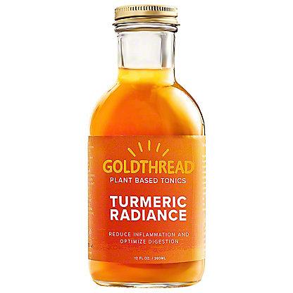 Goldthread Tonic Turmeric Radiance, 12 oz