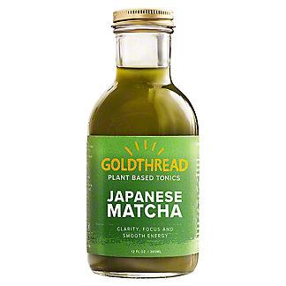 Goldthread Tonic Japanese Matcha, 12 oz