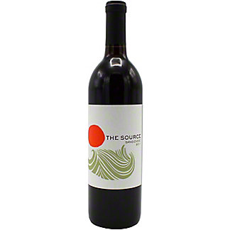 The Source Sangiovese 2017, 750 mL