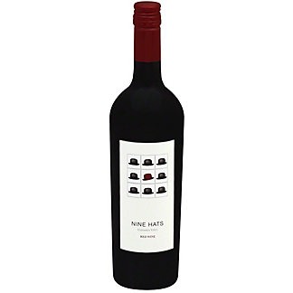 Nine Hats Red Wine, 750 ml