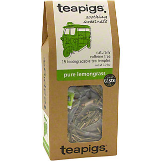 Teapigs Lemongrass Tea, 15 CT