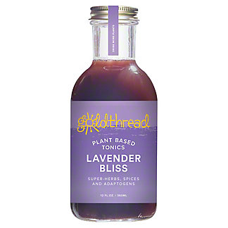 Goldthread Tonic Lavender Bliss, 12 oz