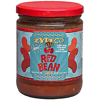 Zydeco Foods Red Bean Salsa, 16 OZ