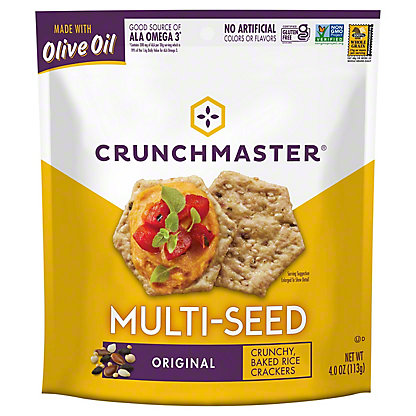 Crunchmaster Multiseed Original, 4 OZ