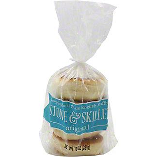 Stone & Skillet Original English Muffin, 10 OZ