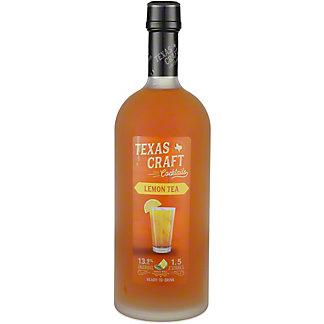 Texas Craft Cocktails Lemon Tea, 1.5 L