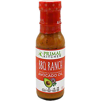 Primal Kitchen Dressing BBQ Ranch With Avocado, 8 OZ
