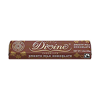 Divine Milk Chocolate Snack Bar, 1.2 oz