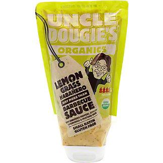 Uncle Dougie's Uncle Dougie Lemon Grass Habanero BBQ Sauce, 13.5 oz