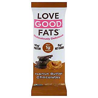 Love Good Fats Love Good Fats Peanut Butter Chocolatey, 1.38 OZ