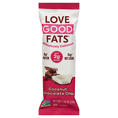 Love Good Fats Love Good Fats Coconut Chocolate Chip, 1.38 OZ