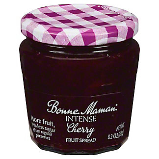 Bonne Maman Intense Cherry Fruit Spread , 8.2 oz