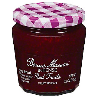 Bonne Maman Intense Red Fruit Spread, 8.2 oz