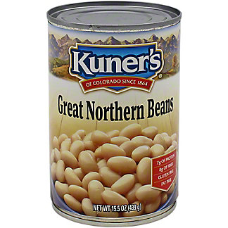 Kuners Great Northern Beans, 15.5 oz