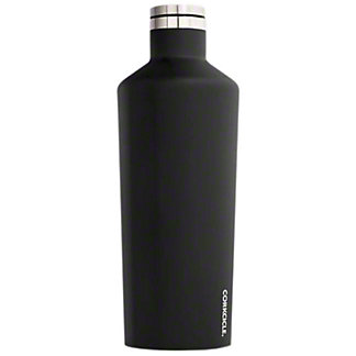 Corkcicle Canteen Modern Black, 16 oz