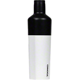 Corkcicle Canteen Modern Black, 25 oz