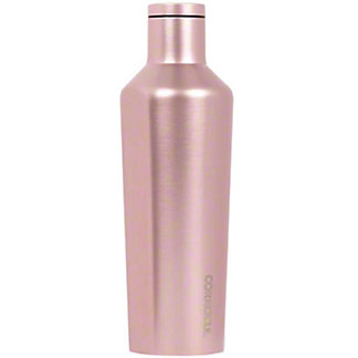 Corkcicle Canteen Rose Metallic, 16 oz