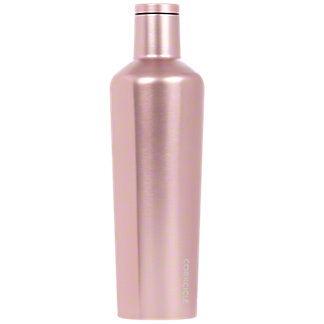 Corkcicle Canteen Rose Metallic, 25 oz