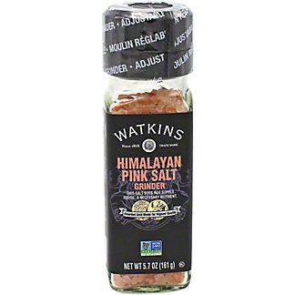 Watkins Salt Himalayan Pink Grinder, 5.7 oz