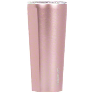 Corkcicle Tumbler Rose Metallic, 24 oz