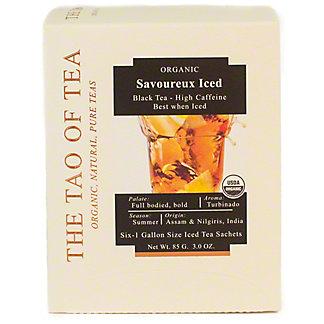 The Tao Of Tea Organic Savoureux Iced Tea Organic, 15 ct