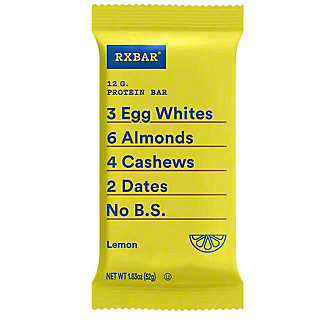 RxBar Lemon Protein Bar, 1.83 oz