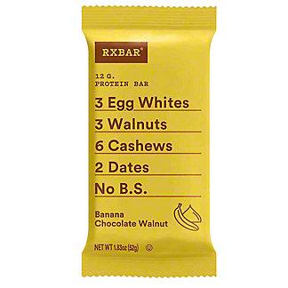 RxBar Banana Chocolate Walnut Protein Bar, 1.83 oz