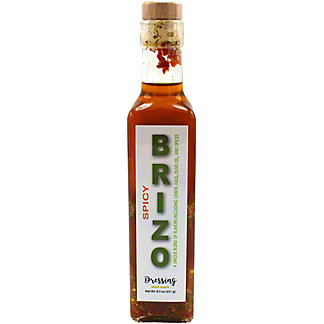 Brinzo Spicy Dressing, 8.50 oz