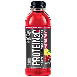 Protein20 Cherry Lemonade Energy, 16.9 oz