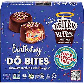 Better Bites Birthday Cake Do Bites, 6 ct