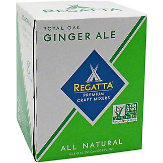 Regatta Royal Oak Ginger Ale, 4 pk